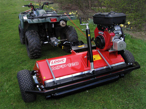 LOGIC - MFP120 Flail Mower/Topper, ATV Servicing York