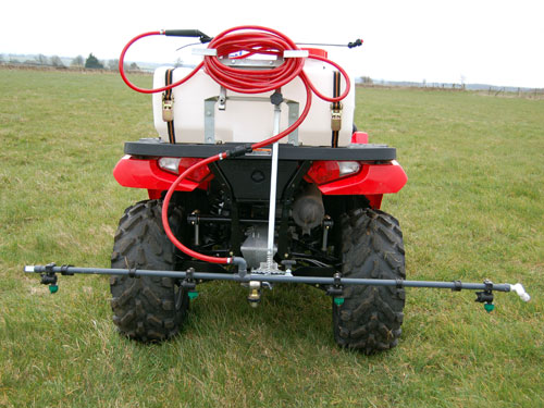 logic obs640s on board sprayer range atv servicing york logic obs640s on board sprayer range